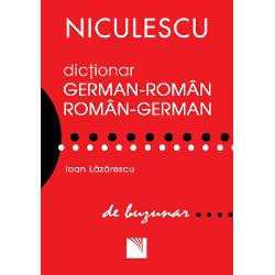 Dictionar german-roman-german de buzunar