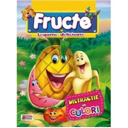 Fructe si legume delicioase