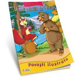 Povesti Ursul pacalit de vulpe