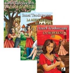"""Ionel Teodoreanu a fost un scriitor roman din perioada interbelica renumit mai ales pentru scrierile despre perioada copilariei si adolescentei Romanul """"La Medeleni"""" este cea mai cunoscuta opera a scriitorului la aparitie bucurand-se de un succes nemaiintalnit Am citit romanul in clasa aVI-a ca bibliografie obligatorie si mi-a placut foarte mult Mi-au ramas multa vreme in memorie peripetiile celor trei copii din familia"""