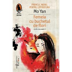 """""""Cu un realism halucinant Mo Yan îmbin&259; folclorul istoria &537;i contemporaneitatea"""" Motiva&539;ia juriului NobelAceast&259; selec&539;ie de zece povestiri reflect&259; diversitatea de teme &537;i abord&259;ri stilistice din proza scurt&259; a lui Mo Yan Unele precum Frumoasa care trecea bulevardul"""