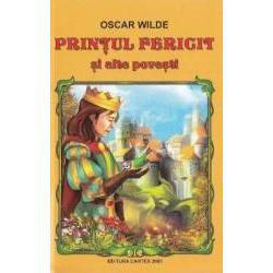 CUPRINS• Importanta de a fi copil• Viata si opera lui Oscar Wilde in date• PRINTUL FERICIT SI ALTE POVESTI • Printul fericit• Privighetoarea si Roza• Uriasul egoist• Prietenul devotat• O racheta nemaipomenita• CASA CU RODII• Tanarul Rege• Aniversarea Infantei• Pescarul si sufletul lui• Copilul-din-Stea