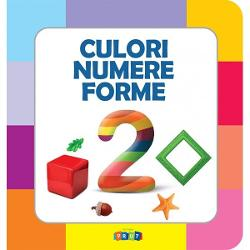 Culori numere forme