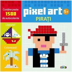 Pixel Art Pirati