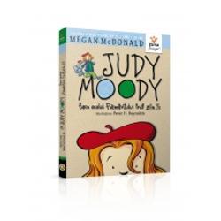 """Noua coleg&259; de &537;coal&259; seam&259;n&259; atât de bine cu Judy Moody încât ai zice c&259;-s clone Oare Amy """"Tot-la-Fel"""" se va dovedi cea inamicul nr 1 sau cea mai bun&259; prieten&259; a lui Judy &536;i cu toat&259; nebunia asta va reu&537;i Judy s&259; termine proiectul""""Ocolul P&259;mântului"""""""
