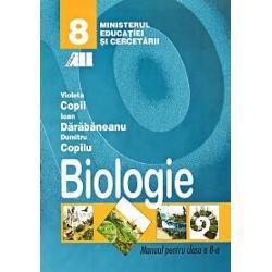 Manual de biologie clasa a VIII a Copil editia 2017
