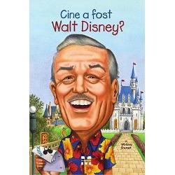 Cine a fost Walt Disney