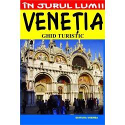 Venetia. Ghid turistic imagine librarie clb
