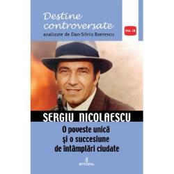 """Regizorul român care a înregistrat cel mai mare num&259;r de spectatori la filmele sale – 1 miliard în lume &537;i 130 de milioane acas&259; – &537;i omul care a avut curajul s&259;-l întrebe pe Ceau&537;escu dac&259; """"Mihai Viteazul are voie s&259; iubeasc&259;"""" a fost el însu&537;i un veritabil personaj de epopee cinematografic&259; Sergiu Nicolaescu a avut o via&539;&259; &537;i o carier&259; ie&537;ite din comun"""
