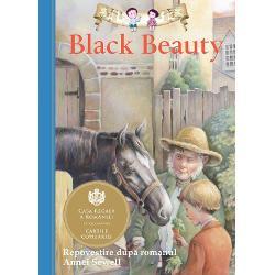 V&226;rst&259; recomandat&259; 8-14 ani Black Beauty &238;&351;i tr&259;ie&351;te lini&351;tit via&355;a la o ferm&259; dar c&226;nd so&355;ia st&259;p&226;nului s&259;u cade la pat via&355;a lui Black Beauty se schimb&259; radical iar lucrurile cap&259;t&259; o turnur&259; dramatic&259; Loviturile de bici pe care le prime&351;te odat&259; cu &238;ncerc&259;rile de &238;mbl&226;nzire deschid un lung &351;ir de suferin&355;e c&259;ci