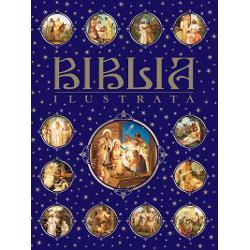 O carte frumos ilustrat&259; care explic&259; &238;nceputurile credin&539;ei a&537;a cum apar &238;n Vechiul Testament prezent&226;nd figuri esen&539;iale ale istoriei religioase Adam &537;i Eva Cain &537;i Abel Noe Avraam Isaac Iosif Moise David &537;i Goliat Samson &537;i Dalila De asemenea copiii vor afla &537;i cele mai importante pilde din Noul Testament despre Iisus Hristos &537;i &238;nceputurile cre&537;tinismului
