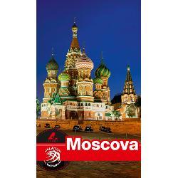 Seria de ghiduri turistice Calator pe mapamond este realizata în totalitate de echipa editurii Ad Libri Fotografi profesionisti si redactori cu experienta au gasit cea mai potrivita formula pentru un ghid turistic Moscova complet