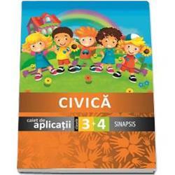 Acest material valorifica cu succes programa scolara in vigoare pentru disciplina Civica destinata claselor a III-a si a IV-a intr-un parcurs bine ordonat si divers