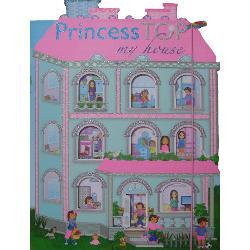 Princess Top - My house roz