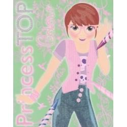 Princess Top - Color verde