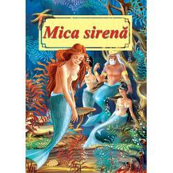 Mica sirena carte ilustrata