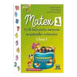 32 de teste pentru exersarea competen&539;elor matematice - Clasa I