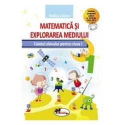 Un secondant perfect al manualului Caietul de Matematic&259; &537;i explorarea mediului pentru clasa I ofer&259; un suport suplimentar în construc&539;ia durabil&259; a unei min&539;i deopotriv&259; logic&259; &537;i deschis&259; la tainele naturii Urmând pas cu pas indica&539;iile programei &537;colare lucrarea prezent&259; atinge toate etapele studiului matematicii de clasa I problemele &537;i exerci&539;iile având în acela&537;i timp