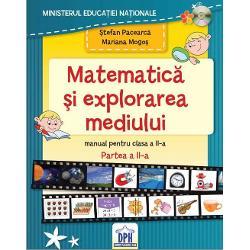 Manualul este structurat in doua volume cate unul pentru fiecare semestru a cate 64 de pagini Fiecare volum este structurat in unitati de invatare care acopera intregul continut al invatarii dezvoltat in programa scolara si este insotit de cate un CD