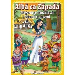 Specificul colectiei 3 povesti este formatul concis si foarte accesibil In cele 16 pagini ale cartii se pot parcurge cu usurinta trei povesti clasice una mai incantatoare decat alta Povestile sunt insotite de minunate ilustratii color