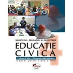Manual de educatie civica pentru clasa a IV a PitilaMihailescu