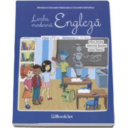 Manualul interactiv Limba Moderna Engleza - Clasa a IV-a - Semestrul al II-lea se adreseaza elevilor de clasa a IV-a si profesorilor indrumatori Intuitiv si usor de utilizat manualul vizeaza - imbogatirea vocabularului uzual;- aprofundarea notiunilor de gramatica;br stylecolor 333333;