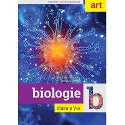 Biologie manual pentru clasa a V a