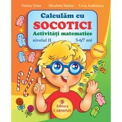 Jucându-se cu simpaticul Socotici dar rezolvând sarcini precise copiii înva&355;&259; numerele de la 1 la 10 figurile geometrice rela&355;iile spa&355;iale rezolv&259; opera&355;ii de adunare &351;i de sc&259;dere De asemenea fac asocieri între culori &351;i obiecte &351;i dobândesc deprinderea de a identifica criteriile de formare a mul&355;imilorPre&351;colarii î&351;i dezvolt&259; în acela&351;i timp