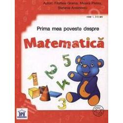 Prima mea carte despre matematica