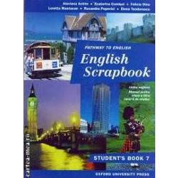 English Scrapbook - Students Book cls VII ed2010
