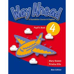 TheWay Ahead 4Pupils Bookconsists of 18 units with four lessons and a Reading for Pleasure page in each unit The skills of reading writing listening and speaking are all dealt with systematically and all new language is regularly recycled and revised