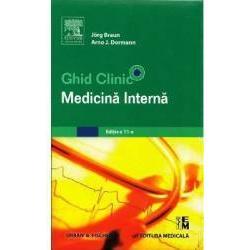 Ghid clinic. Medicina interna imagine librarie clb