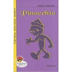 Pinocchio celebra papusa din lemn cioplita de mesterul Geppetto si-a inceput peripetiile in 1881 cand parintele sau literar scriitorul si jurnalistul florentin Carlo Collodi 1826 – 1890 a inceput sa le publice in foileton in Giornale per i bambini Revista pentru copii Doi ani mai tarziu in 1883 povestirile aveau sa fie reunite in volum sub titlul Le avventure di Pinocchio Storia di un burattino Aventurile lui Pinocchio Povestea unei papusi de lemn iar primul