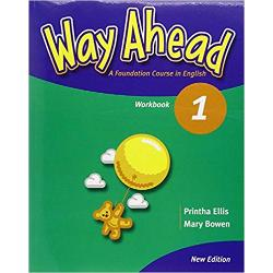 The Way Ahead 1 Workbook reinforces the language points introduced in the Pupils Book and each lesson in the Pupils Book is accompanied by one or two pages in the Workbook The fun exercises within the Workbook encourage study skills and the guided writing exercises in each unit are designed to lead children towards simple composition writing