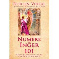 Unul dintre cele mai obi&351;nuite moduri prin care îngerii î&355;i vorbesc este acela de a-&355;i ar&259;ta secven&355;e numerice care se repet&259; De la publicarea c&259;r&355;ii sale de succes Numere de înger Doreen Virtue a primit &351;i mai multe informa&355;ii din partea îngerilor referitoare la semnifica&355;ia secven&355;elor numerice cum ar fi 111 123 444 &351;i alteleNumere de înger