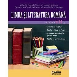 Limba si literatura romana clasa a VII a Cirstea 2014