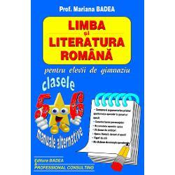 Literatura romana clasele VVI
