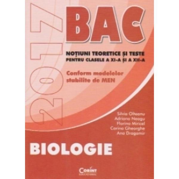 Bacalaureat biologie 2015