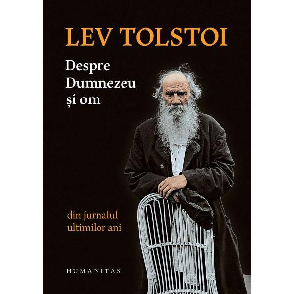 Ultimii ani ai vie&539;ii îl g&259;sesc pe Tolstoi la mo&537;ia de la Iasnaia Poliana tr&259;ind ca un mujic L&259;sase în urm&259; societatea monden&259; petersburghez&259; onorurile ba chiar &537;i propriul destin literar Devine un fel de patriarh nonconformist în r&259;sp&259;r cu autorit&259;&539;ile laice &537;i cu cele ecleziastice Ajunsese la o credin&539;&259; în care