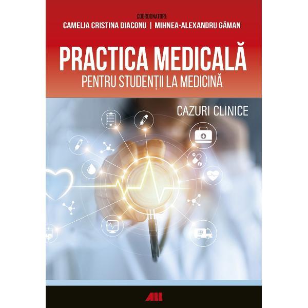 Un proiect original pentru studen&539;ii la medicin&259;Volumul de fa&539;&259; cuprinde o selec&539;ie extrem de relevant&259; de cazuri clinice din diverse specialit&259;&539;i care au ca prim autor un studentÎntr-o lume în continu&259; transformare coordonatorii acestei lucr&259;ri î&537;i propun revitalizarea practicii medicale printr-o abordare bazat&259; pe înv&259;&539;are activ&259; &537;i
