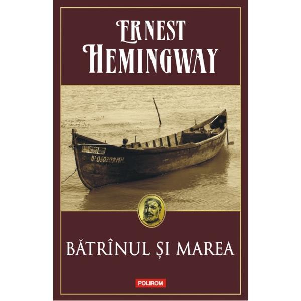 """Traducere din limba engleza si note de Radu Pavel GheoErnest Hemingway este laureat al Premiului Pulitzer 1953si al Premiului Nobel pentru Literatura 1954""""Scriitorul adevarat este un om singur Si pe masura ce"""