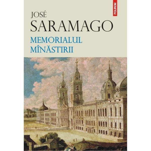 """Traducere din limba portugheza si note de Mioara Caragea""""Memorialul minastiriieste o fictiune despre un anumit timp din trecut vazut insa din perspectiva momentului in care se afla autorul inclusiv cu tot ceea ce autorul este si are educatia lui interpretarea lui in ce priveste lumea modul in care intelege procesul de"""