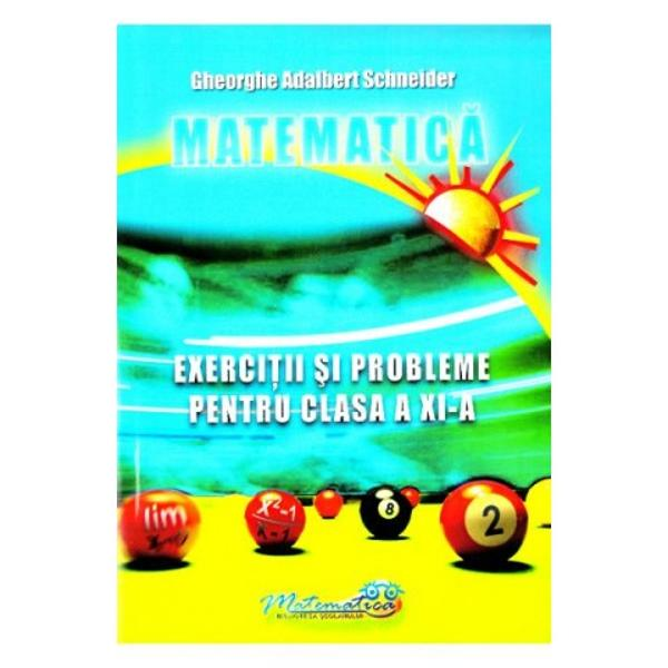 Schnider matematica clasa a XIa