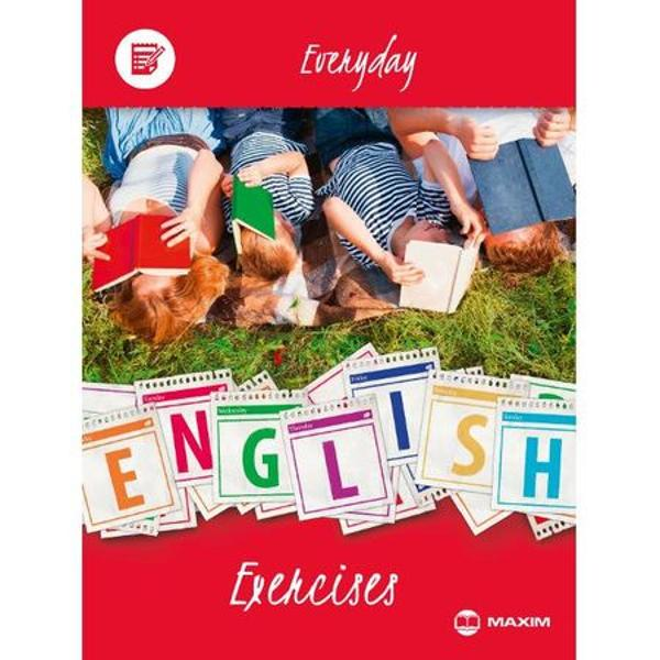 Everyday English Exercises Un exercitiu pe zi Engleza - Levente