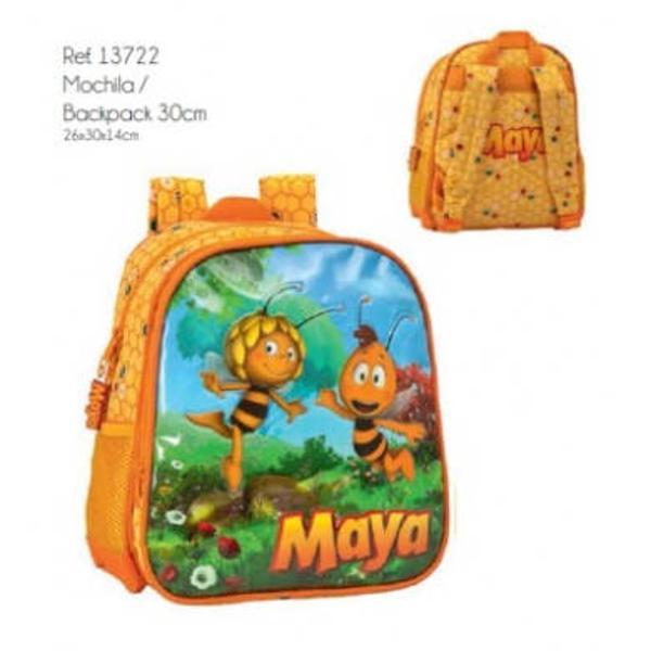 Ghiozdanul cu personajul tau preferat Maya te insoteste la scoala dar si in micile excursii&160;