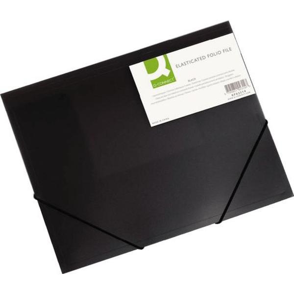 Mapa din plastic cu elastic Realizata din plastic semitransparent grosime 400 microniMapa are 3 clape interioare ce impiedica documentele sa cada