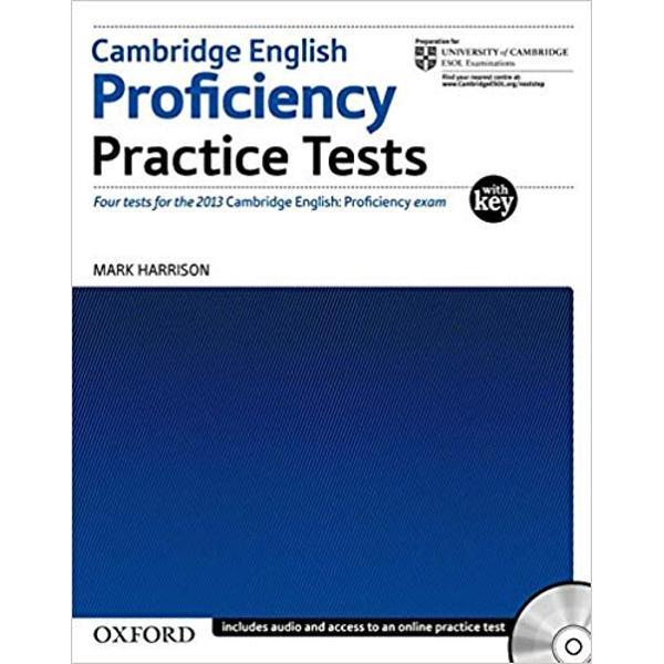 Cambridge English Proficiency Practice Tests