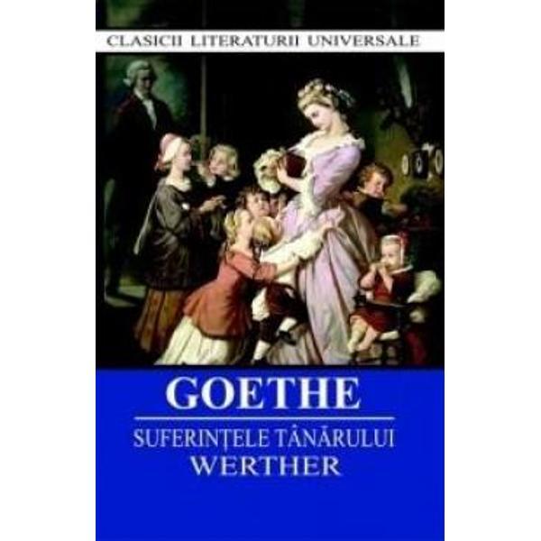 """Au fost multi cei care s-au uitat spre sinuciderea lui personajului central al romanului lui Goethe Werther ca spre un model replicabil indiferent de gen de cultura locala Deopotriva baieti si fete din Germania si Franta decid sa-si ia viata avand in buzunare exempla&31;re din romanul lui Goethe Faptul ca se stia ca povestea lui Goethe era bazata pe evenimente reale a amplificat """"febra Werther"""" care a cuprins continentul european si care avea sa dureze timp de decenii"""