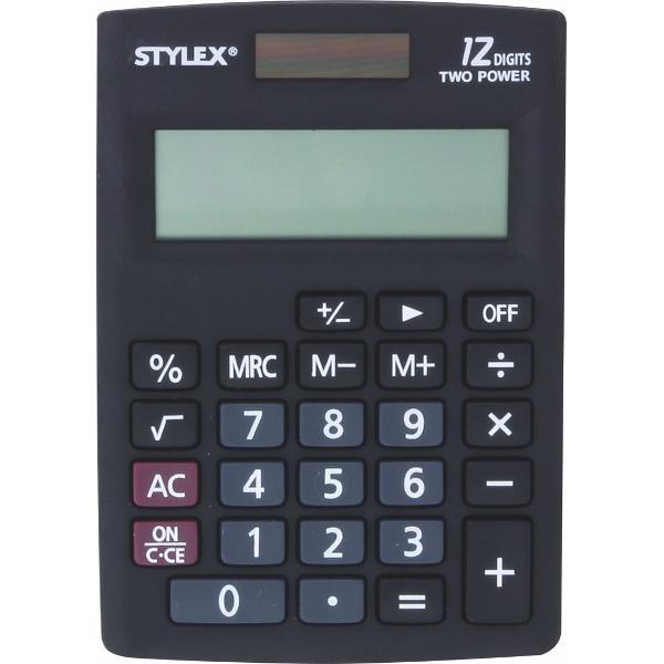 Calculator alpha cu display de 12 digitiFunctioneaza solar si cu baterii –incluseFormat 75cm x12 cmAmbalaj cutie de carton