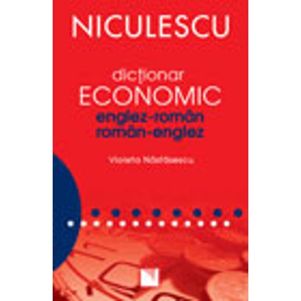 Dictionar economic englez-roman roman-englez